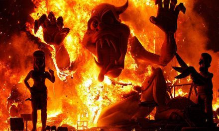 An Orgy of Explosions: Valencia's Falles Festival