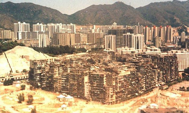 Kowloon Walled City: Hong Kong's Anarchic Heart of Darkness