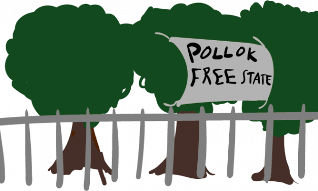 Not Going Away: The Pollok Free State